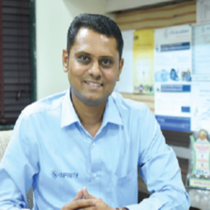 Vikram Jadhav,Founder Director