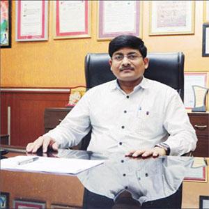 Dr. J. Girish,Vice President, RBEF (Amity)