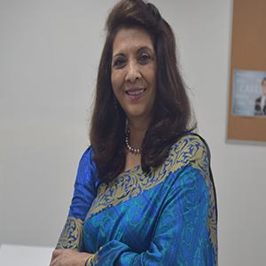 Dr. Indu Shahani,Founding Dean