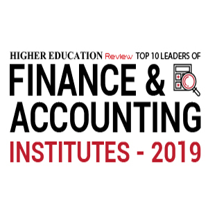 Top 10 leaders of Finance & Accounting Institutes - 2019