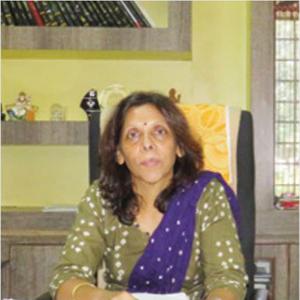 Dr. Ashwini R. Madgulkar,Principal