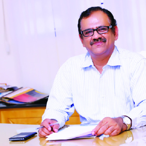 K Anand,Managing Trustee