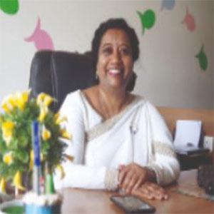 Dr. Stella Pandhare,Principal