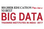 10 Best Big Data Training Institutes 2017