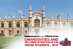 Universities and Colleges in Australia for Indian Students 2019