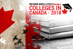 Colleges in Canada 2018