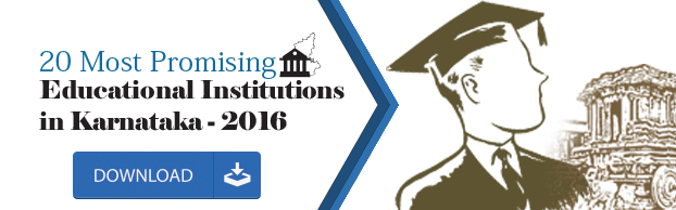 Top Educational Institutes in Karnataka  2016