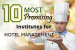 Top Hotel Management Institutes in India