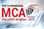 Top 10 Promising MCA Colleges 2017