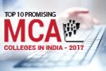 Top 10 Promising MCA Colleges 2017
