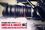 Media and Mass Communication Institutes 2018