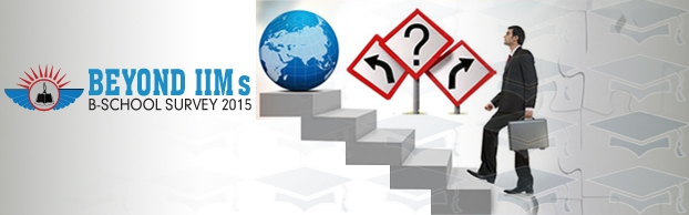 Beyond IIMs Top B schools Survey, 2015