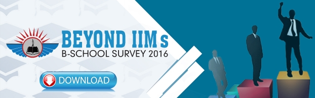 Beyond IIMs Top B schools Survey, 2016