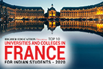 Top 10 Universities And Colleges In France For Indian Students 2020