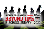 Beyond IIM's Top 100 B-Schools in India - 2020