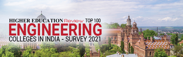 Top 100 Engineering Colleges in India - Survey 2021