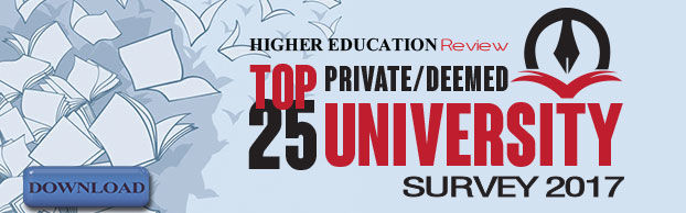 Top 25 Universities in India 2017
