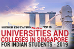 Universities and Colleges in Singapore For Indian Students 2019