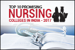 Top 10 Promising Nursing Colleges Special 2017