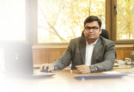 Dr. Somnath Patil