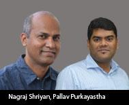 Nagraj Shriyan and Pallav Purkayastha