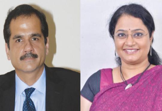 Sanjay Padode & Dr. Srividya Raghavan