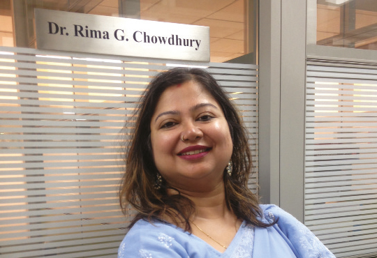 Prof. Dr. Rima Ghose Chowdhury