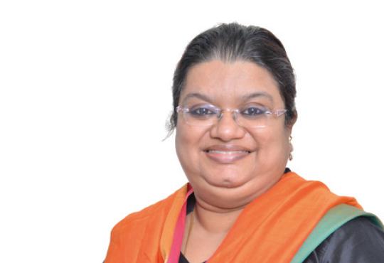 Nimilita Chatterjee