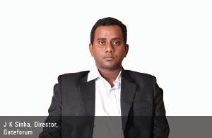 J K Sinha