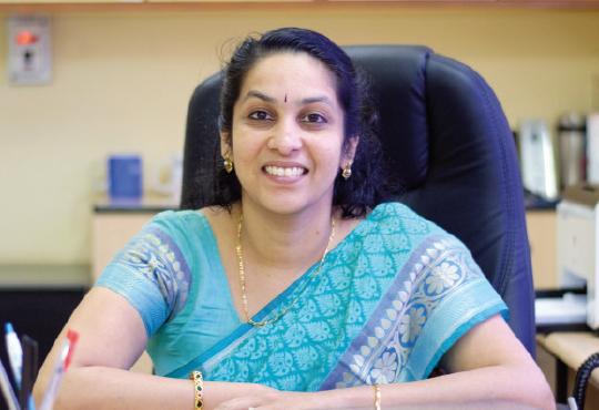 Dr. Dhanya Pramod