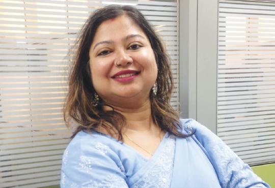Dr. Rima Ghose Chowdhury