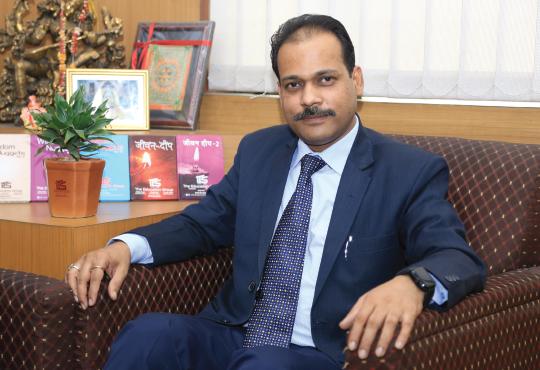 Dr. Sunil Kr Pandey