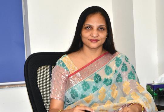 Anubhuti Dwivedi