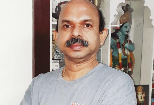 Dr. Raveendranathan K. C.