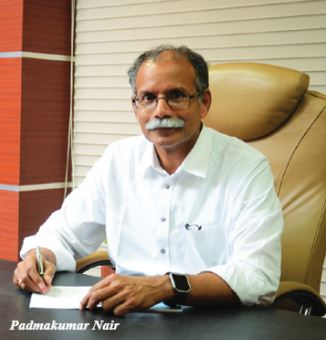 Padmakumar Nair, Director and Dean