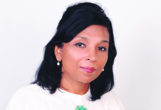 Sunita K Sreedharan
