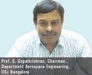 Prof. S. Gopalkrishnan