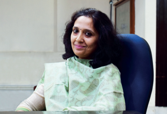 Koushiki Mukherjee