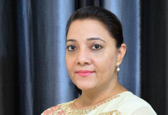 Dr. Shradha Kanwar