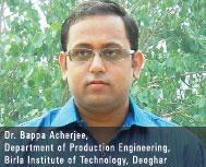 Dr. Bappa Acherjee and Prof. Ashutosh Kumar