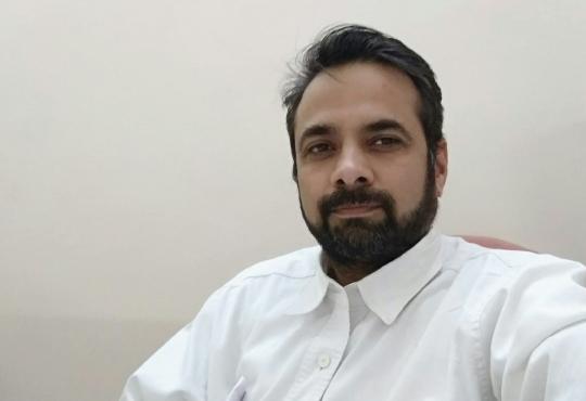 Dipak J. Dahigaonkar, Associate Professor