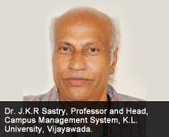 Dr. J.K.R Sastry