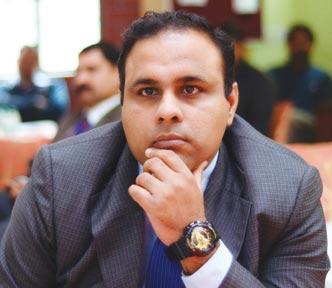 Dr. Munish Sabharwal