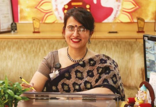 Arpita Acharya