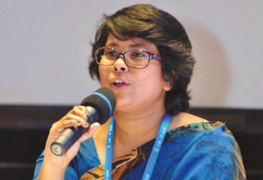 Ujjyaini Mitra