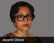 Jayanti Ghose
