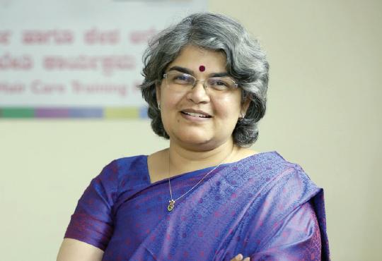 Gayathri Vasudevan, CEO & Co-founder, LabourNet