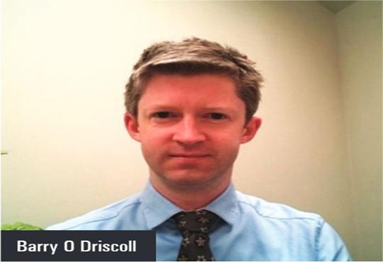 Barry O Driscoll