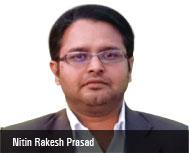 Nitin Rakesh Prasad