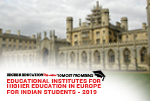 Educational Institutes for Higher Education in Europe for Indian Students 2019